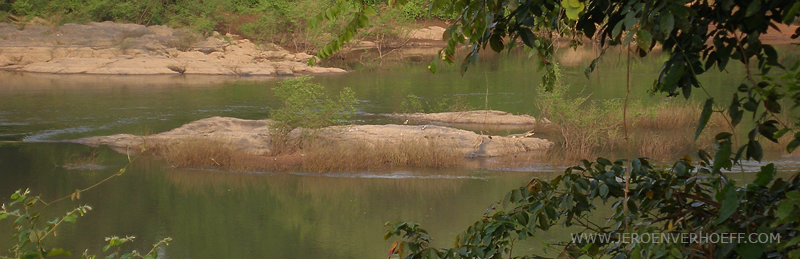 Niokolo river Gambie
